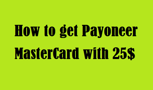 how-to-get-payoneer-card